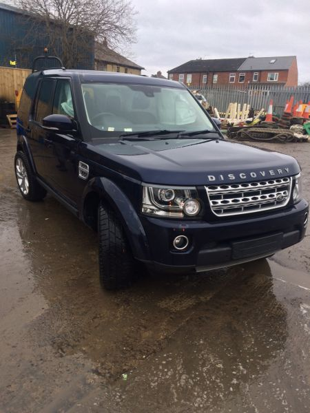 2016 Land Rover Discovery 4 HSE