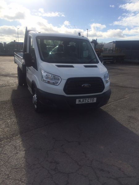 2017 Ford Transit One stop tipper 350 L2 2.2 TDCi 155ps