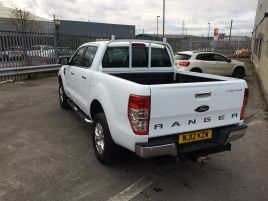 2012 Ford Ranger Limited Double Cab Pick Up 4 x 4
