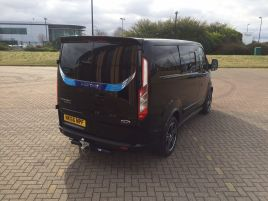 2016 Ford Transit Custom Crew Conversion