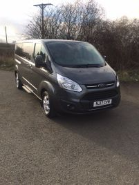 2017 Ford Transit Tourneo Custom 310 L2 2.0 TDci 170 ps