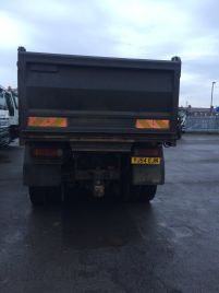 2005 Scania 114c 340 Tipper Grab