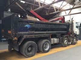 2008 DAF Tipper Grab Lorry Utility Truck (NEW PRICE)