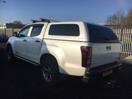 2015 Isuzu D-Max Blade Double Cab Pick Up