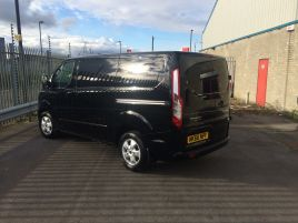 2016 Ford Transit Custom 270 SWB FWD Low Roof Van