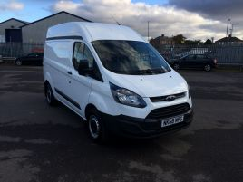 2016 Ford Transit Custom 290 SWB FWD High Roof
