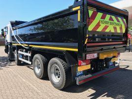 2017 Scania STD Cab Euro 6, 8 x 4 Tipper Truck